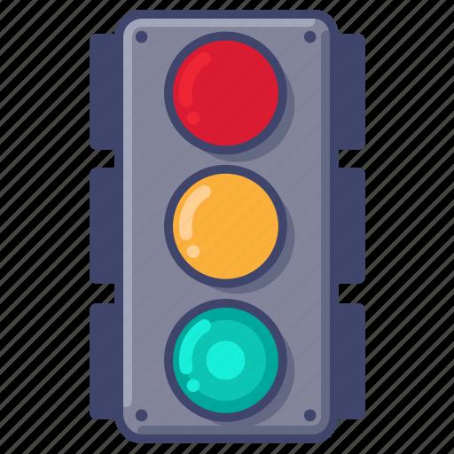 Lights, traffic, transport icon - Download on Iconfinder