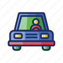 driving, vehicle, transportation