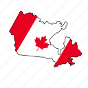 canada, flag, country, national, nation