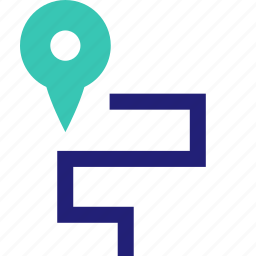 google, gps, maps, pin icon