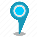 address, location, map, poi, pointer icon