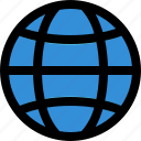 business, economic, globe, world icon