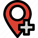 add, arrows, gps, location, maps, navigation