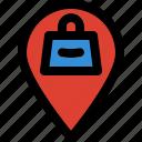 bag, location, shop, store, tourist, travel