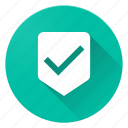 been, been here, check, here, material design icon