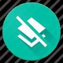 maps, material design, unavailable icon