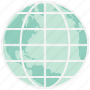 earth globe, earth grid, global network, globe, planet, world map, worldwide icon