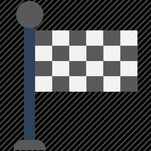 destination flag, ensign, flag, location flag, map flag, signal flag, sports flag icon