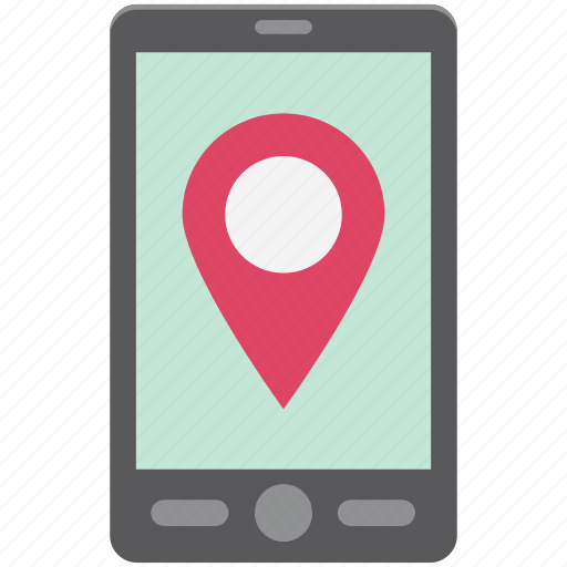 gps, location, map, map device, mobile, navigation, online map icon