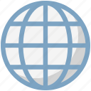 earth globe, earth grid, global network, globe, globe grid, planet, worldwide icon