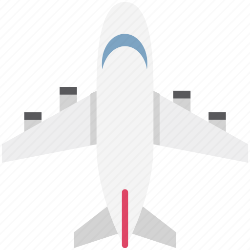 Aeroplane, airbus, airliner, airplane sign, plane icon - Download on Iconfinder