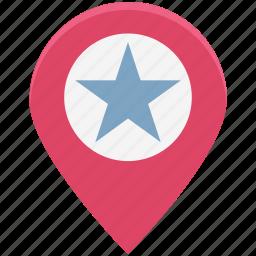 favorite, favorite location, favorite place, favorite place location, like, map pin, pin icon
