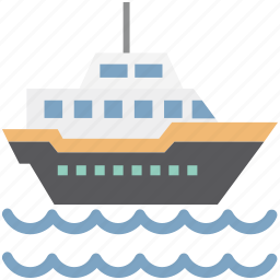 boat, sailboat, sailing boat, ship, shipment, shippinn, yacht icon