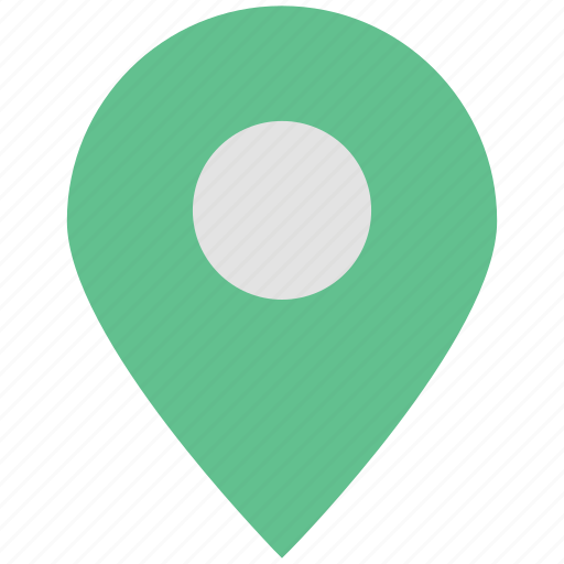 gps, location pin, location pointer, map, map pin, navigation icon