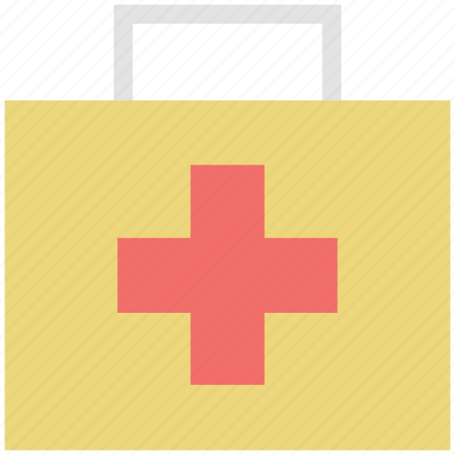 bag, briefcase, doctor briefcase, healthcare, medical, physician icon