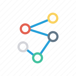 connect, location, map, pin icon