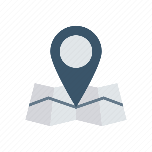 Destination, location, map, pin icon - Download on Iconfinder