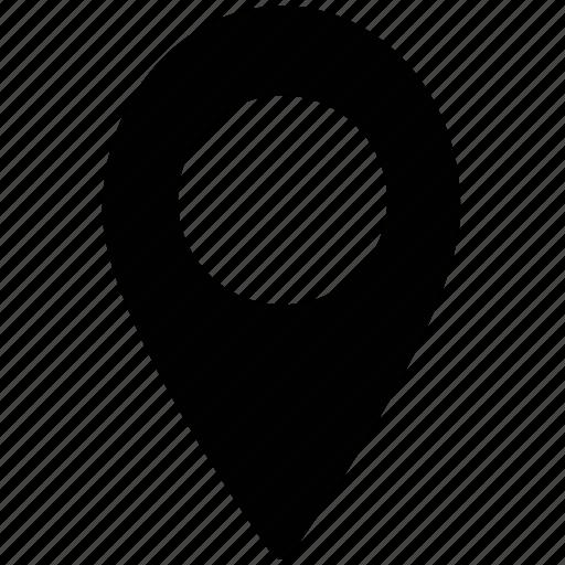 gps, location, locator, map, map pin, navigation icon