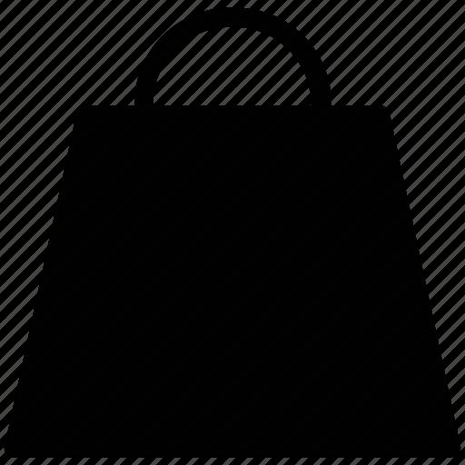 bag, paper bag, shopper bag, shopping, shopping bag, tote bag icon