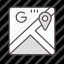 google maps, navigation, location, gps