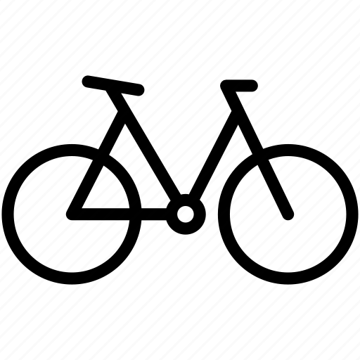 bicycle, cycle, cycling, exercise, riding, sports, transport icon