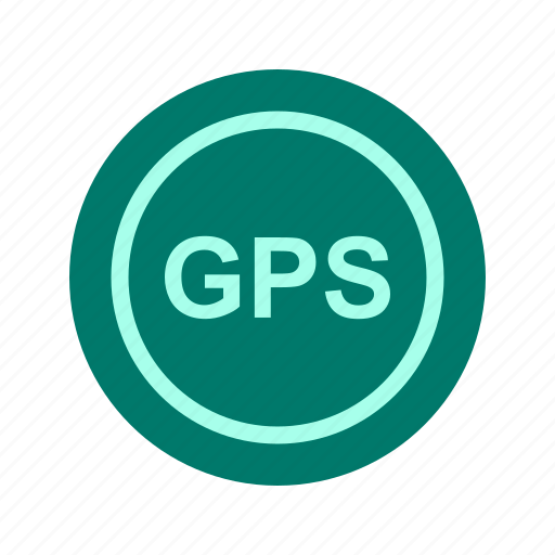 gps, navigation, screen, system, technology, tracking, travel icon
