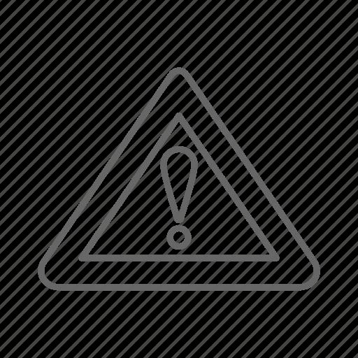 error, map, navigation icon