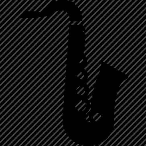 band, instrument, jazz, music, orchestra, saxophone, woodwind icon