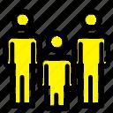 couple, family, health, kids icon