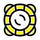 float, protection, safety, support icon