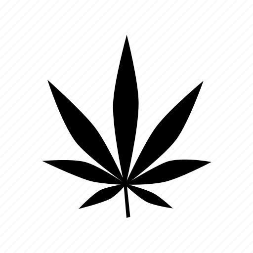 cannabis, hemp, leaf, marijuana, medical, weed icon