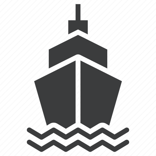 boat, cruise, nautical, ocean, sail, sea, ship icon