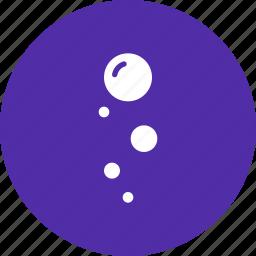 air, bubble, bubbles, oxygen, water icon