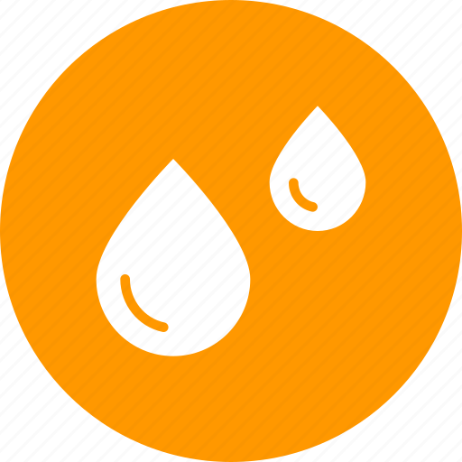 drop, ocean, oil, rain, water icon