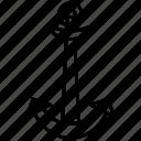 anchor, maritime, anchor chain, nautical, marine, boat, ocean