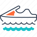hydrometer, maritime, sport, transport icon