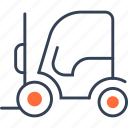 lift, maritime, transport, truck