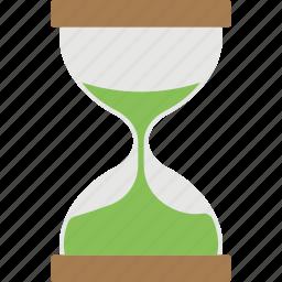 egg timer, hourglass, retro timer, sandglass, timer icon