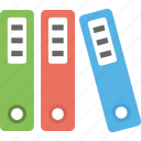 arch files, archives, binders, files, office documents icon