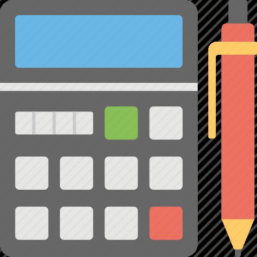 accounting, calculation, calculator, finance, mathematics icon