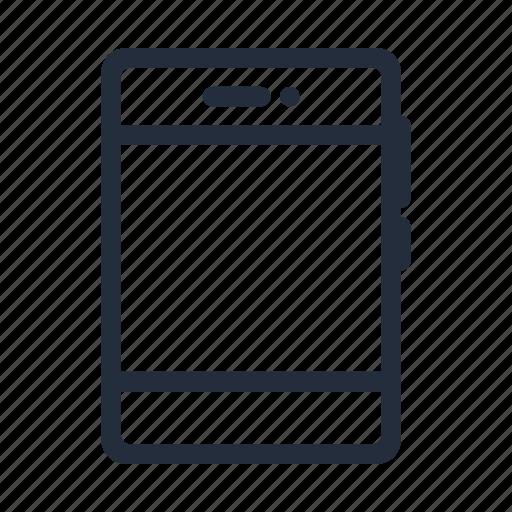 device, ipad, market, phablet, store, stroke, tablet icon