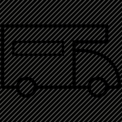 car, driver, mall, market, shop, shopping, truck icon