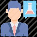 consultant, female, research