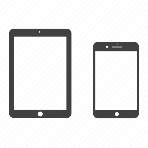 computers, gadgets, ipad, iphone, media departement, mobile, technology icon