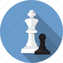 business, chess, efficiency, marketing, seo, strategy icon