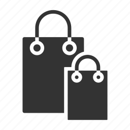 bag, carry, cart, online, shopping icon