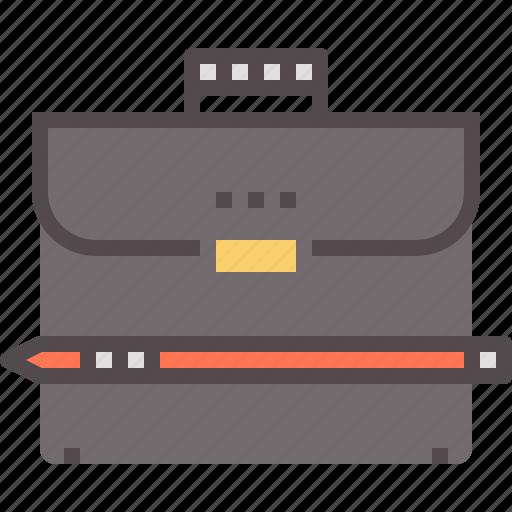 briefcase, business, business idea, case, portfolio icon