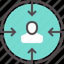 centricity, customer, customer enroll, enroll, join icon