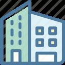 building, enterprize, office, platform, real estate, rent, skyspaer icon