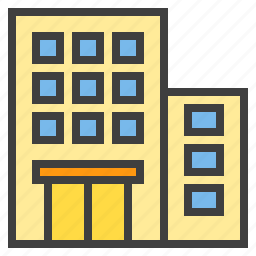building, business, connect, finance, marketing, office icon